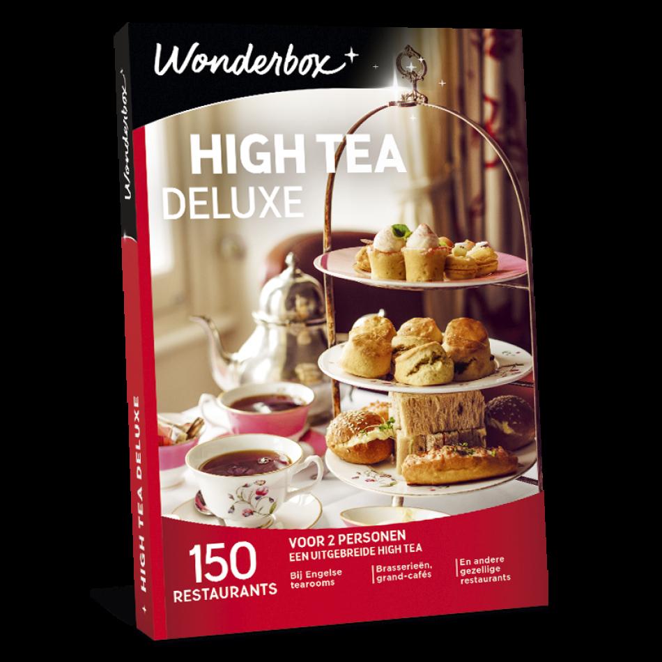 Wonderbox - High Tea Deluxe